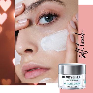Beauty Hills, Kosmetik, Beta Glucan, Hafer Extrakt, Tagescreme, Betagen Creme
