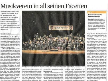 Städtischer Musikverein Erkelenz in all seinen Facetten