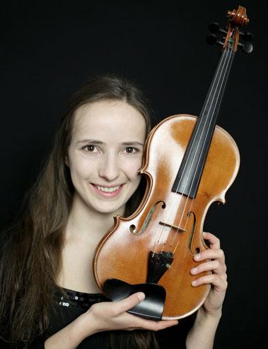 Friederike, Haselberger, Trossingen, Geige, Dirigent