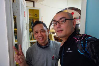 謝謝台湾岩手隊を初回から支援してくれたJong