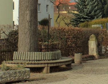 Klaffenbach Einmündung Rödelwaldstraße