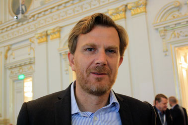 CEO Benoit Dumont of Unilode (shown here) and Nexiott's CEO…   -  picture: hs