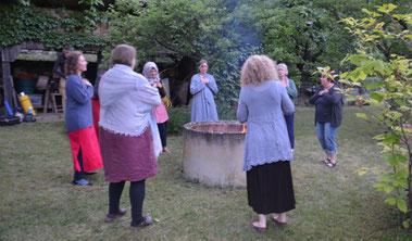 Märchen für Frauen. Workshop mit Maria Dürrhammer