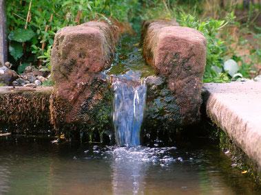 Die römische Wasserleitung versorgte einst einen Gutshof. Foto: Pfalz-Touristik