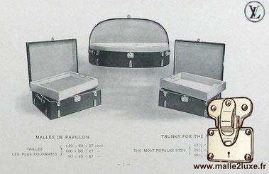 Malle pavillon classic louis Vuitton