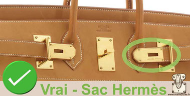 RULE N ° 6: GARNISH fake trunk and bag Hermes secret