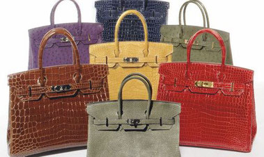 RULE N ° 3: REAL PHOTOS, FAKE BAGS. hermes