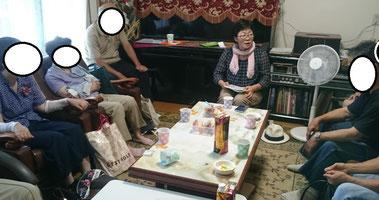 参加者からの質問に的確にこたえる鈴木ちかさん