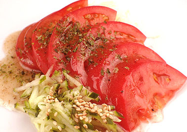 冷やしトマト 宅配寿司 墨田区
