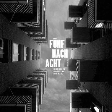 "CD-Cover ""5 nach 8"""