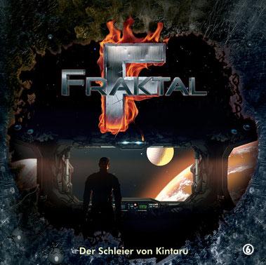 CD-Cover Fraktal - Folge 6 - Der Schleier von Kintaru