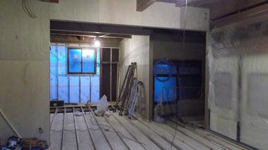 壁、天井、床
