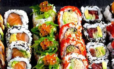 Суши в Барселоне. Рестораны японской кухни в Барселоне