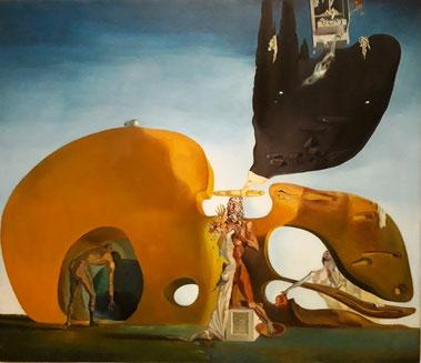 Рождение жидких желаний - Сальвадор Дали (1932)