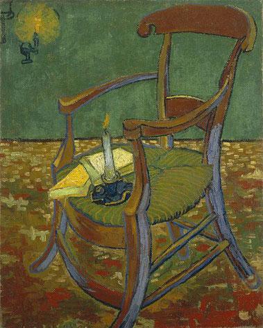 Кресло Гогена