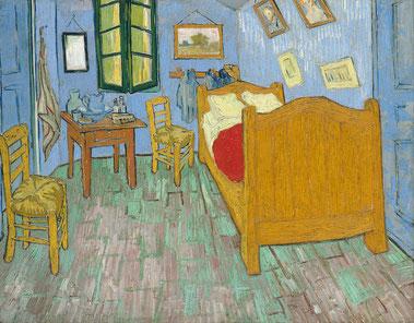 Спальня в Арле - Винсент Ван Гог