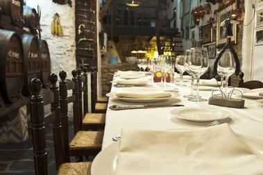 Ресторан Duran в Фигерасе