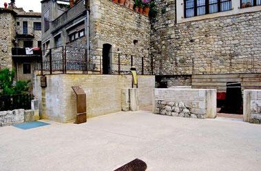 Еврейский квартал в Бесалу, Каталония