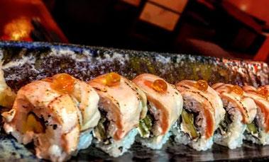 Kynoto Sushi Bar - японские рестораны Барселоны