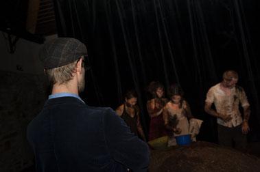 Michael Zier / Armada Theater / dann weißt du was dir gehört