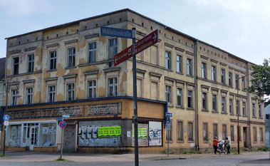 Bahnstraße. Foto: J. de Gruyter