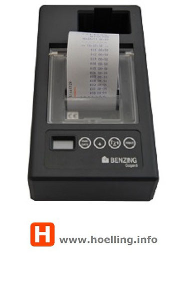 Benzing Cogard 800 Stationsbox