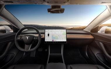 Tesla Model 3 Konfiguration und Preise Schweiz