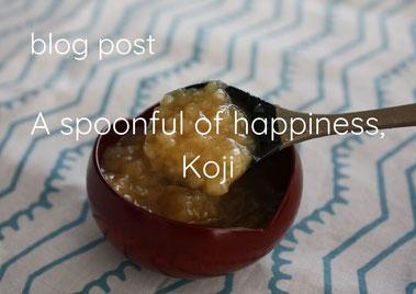 A spoonful of happiness, Koji