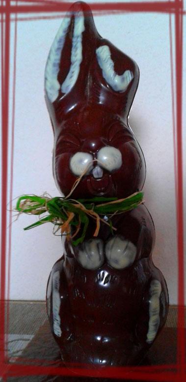 Schokoladenfiguren gießen