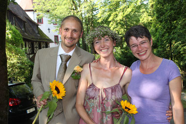 Heiraten ohne Pfarrer auf Burg Gaillenreuth