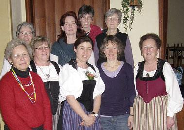 Die Linken wollen die Erhöhung des Frauenrentenalters nicht ohne Gegenleistung akzeptieren. Im Bild die Landfrauen Melchnau.