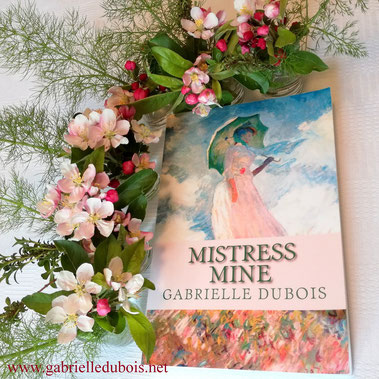 Mistress Mine, historical novel by Gabrielle Dubois author