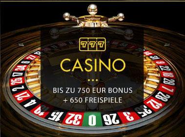 Casino Bonus Bethard