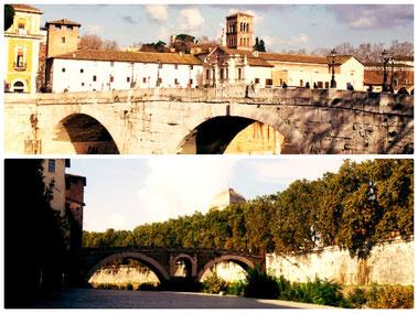 Ponte Cestio e Ponte Fabricio