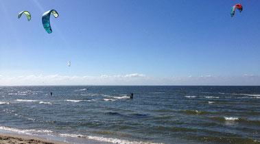 Proboarding Kitesurfen