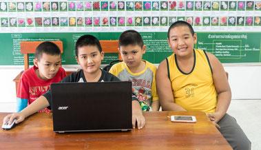 Education Empowerment Thailand Volunteers