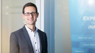 Tobias Knoblauch ist seit 1. Februar 2021 Head of Sales Europe bei der meteocontrol GmbH. Bildquelle: meteocontrol GmbH