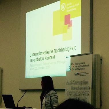 Tabea Siebertz, Deutscher Rat für Nachhaltige Entwicklung