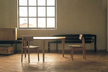 商品案内の家具