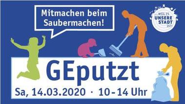 GEputzt 2020