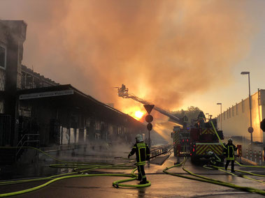 Foto: Pressestelle Feuerwehr Gelsenkirchen