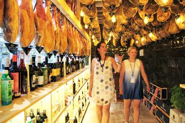 Zentralmarkt Mercado Central Stadtführung deutsch Valencia