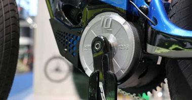 TQ e-Bike Antrieb: Kompakter Motor