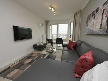 2 Zimmer Ferienwohnung in Cuxhaven Duhnen