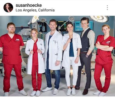Foto. Instagram Susan Hoecke