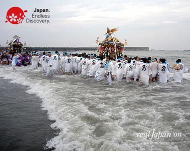 浜降祭, 2016年7月18日, 茅ヶ崎サザンビーチ