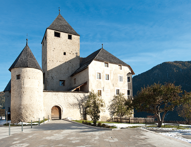 Schloss Thurn Museum Ladin