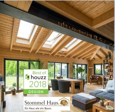 We Won Best Of Houzz Award 2018 In Design Stommel Haus Uk