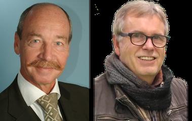 1. Vorsitzender Claus Lecher     Hartmut Wildfang