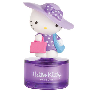 HELLO KITTY - SHOPPING IN PARIS : EAU DE TOILETTE 8 ML